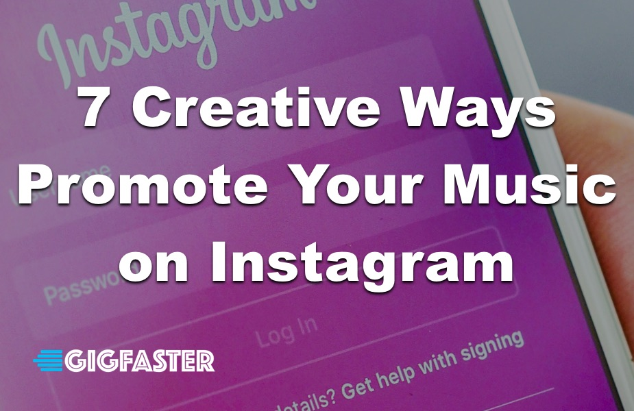 7 Creative Ways to Promote Your Music on Instagram