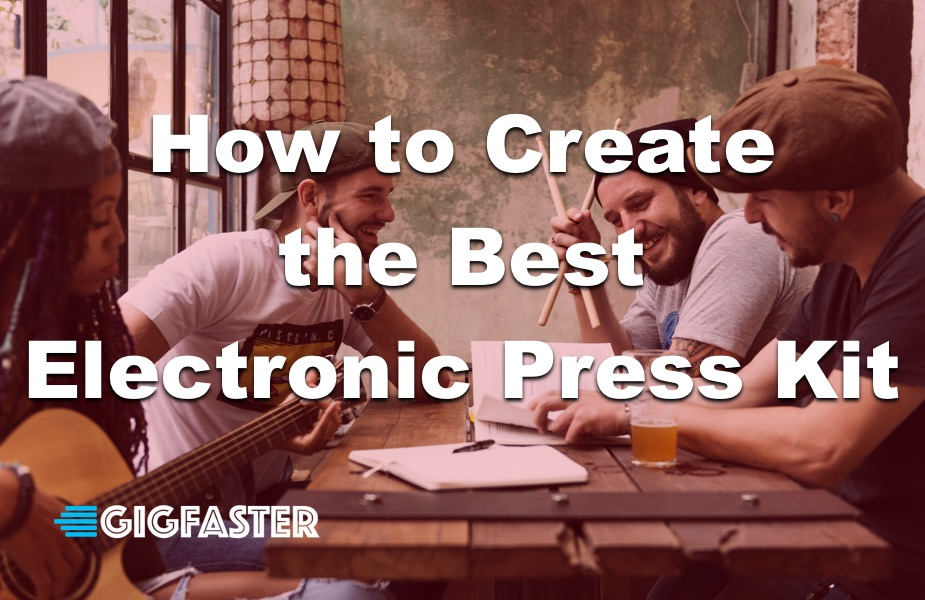 How to Create the Best Electronic Press Kit