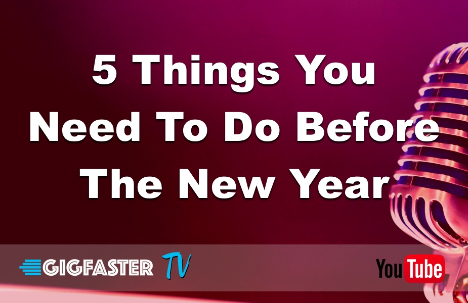 5 Things You Need To Do Before The New Year