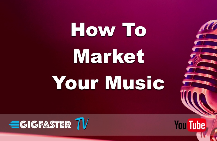 How To Market Your Music