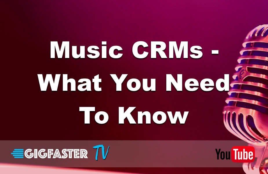 Music CRMs – What You Need To Know