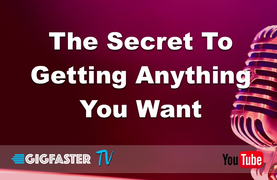 The Secret To Getting Anything You Want
