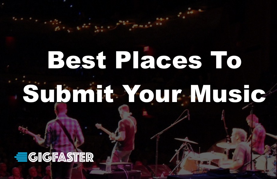 Best Places To Submit Your Music