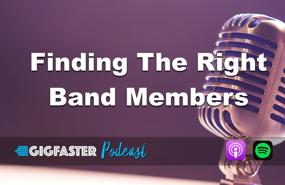 Finding The Right Band Members