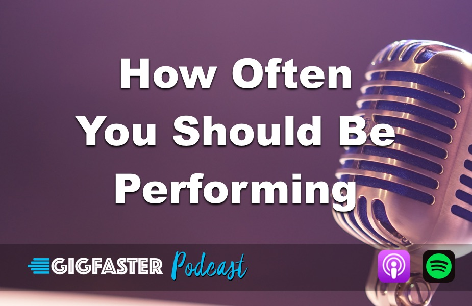 how often you should be performing