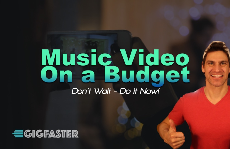music video on a budget