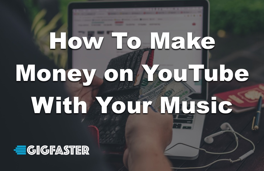youtube monetization of your music
